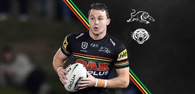 Stat Attack: Panthers v Wests Tigers