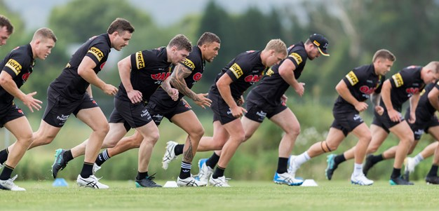 Gallery: Gruelling start to pre-season