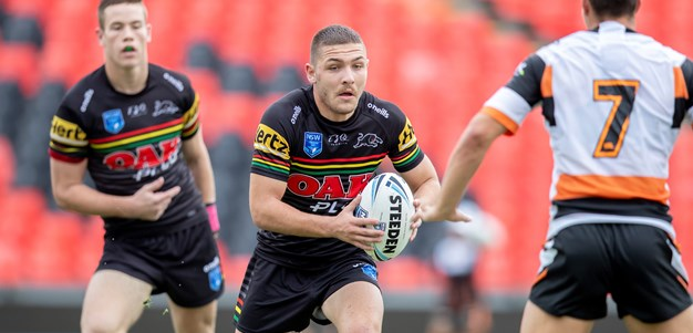 Late surge not enough for young Panthers