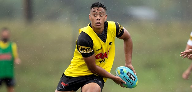 Luai blossoms with Barrett's guidance