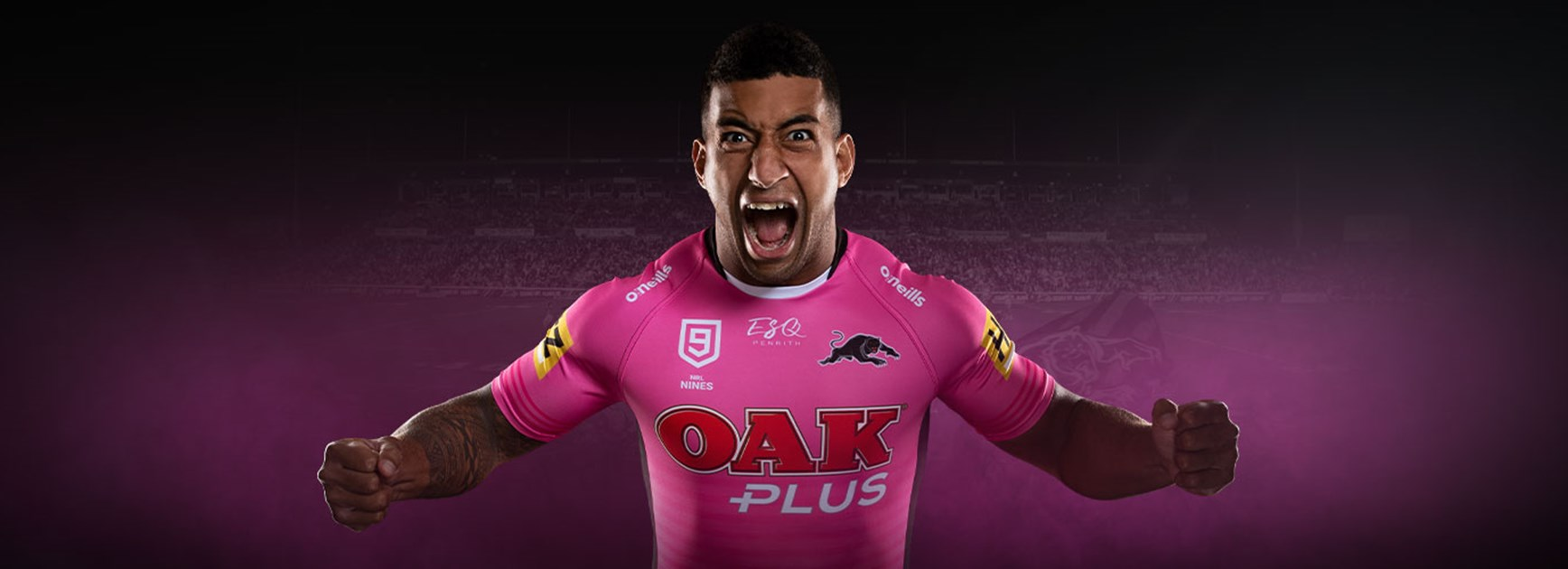Pink is back as Alternate and Nines Jerseys revealed