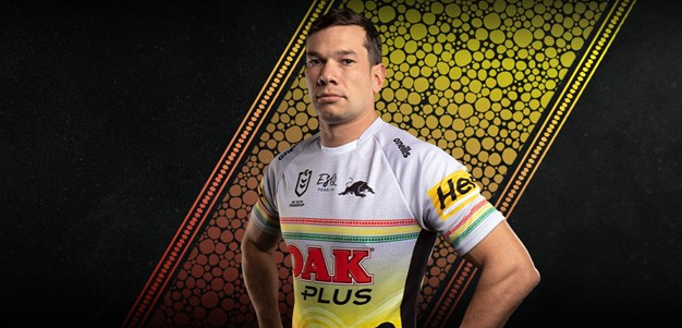 2020 Panthers Indigenous Jersey revealed
