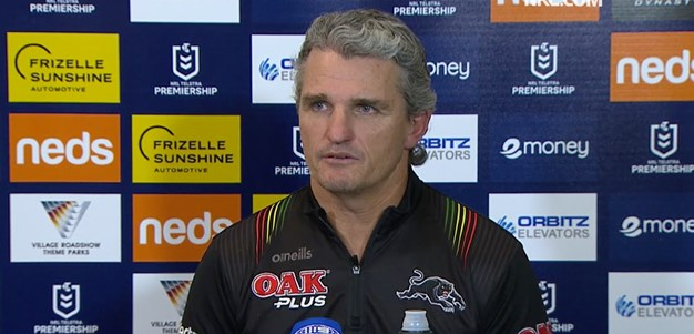 Press Conference: Round 11