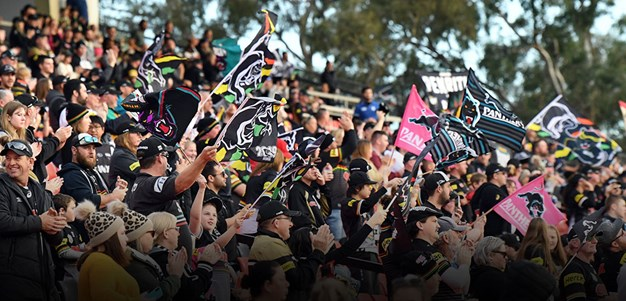 Members Ticket Information: Panthers v Raiders