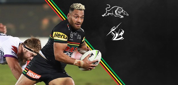 Stat Attack: Panthers v Storm