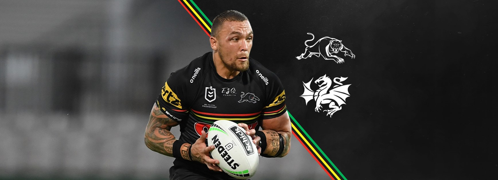 Stat Attack: Panthers v Dragons