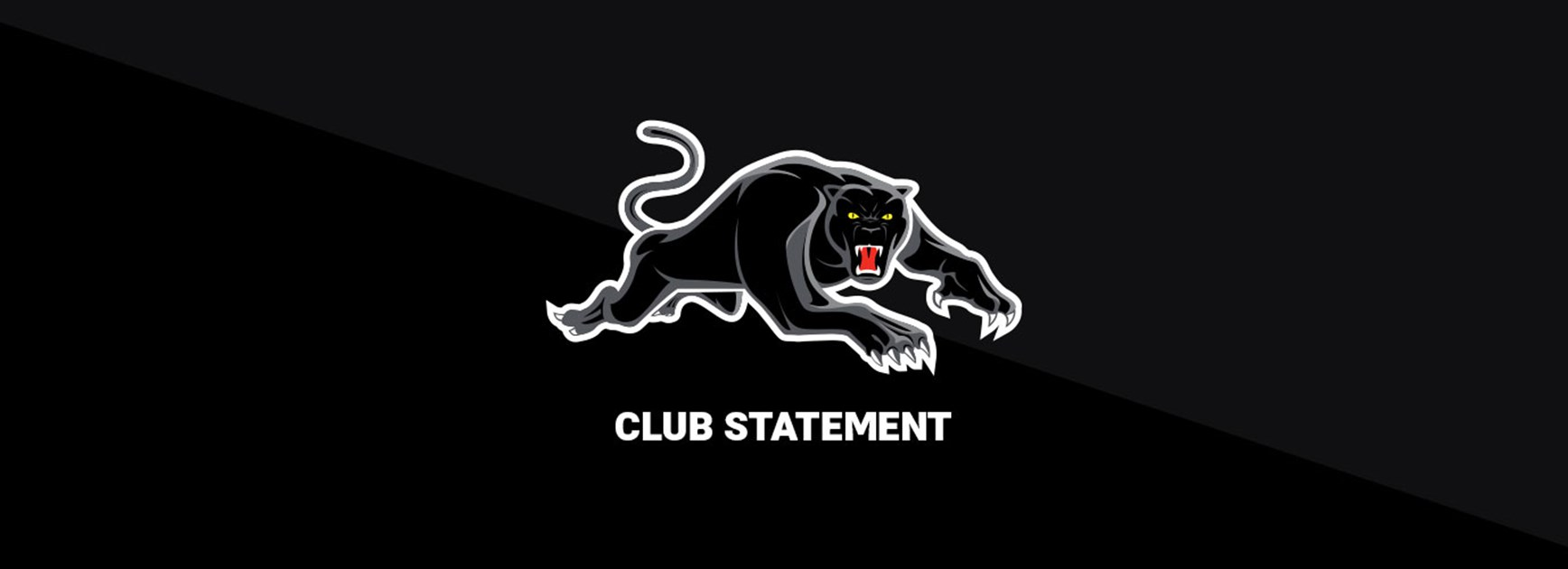 Club Statement: Nathan Cleary, Tyrone May