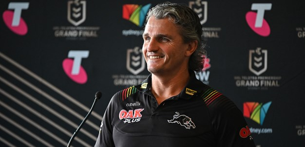 Panthers Grand Final Press Conference