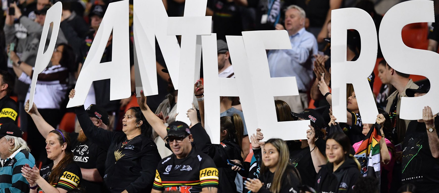 OAK Plus Gallery: Panthers v Roosters