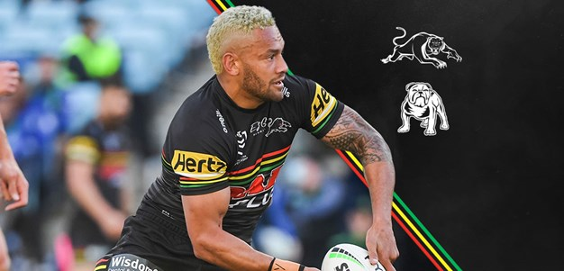 Stat Attack: Panthers v Bulldogs