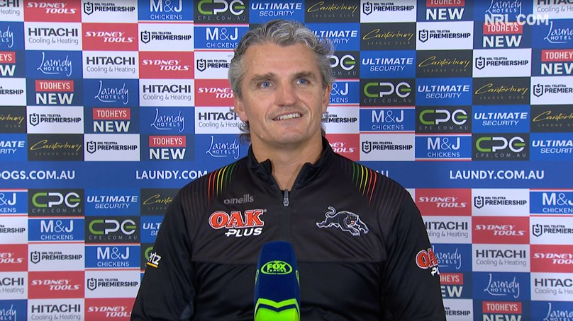 Press Conference: Round 20