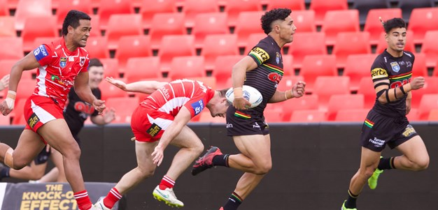 Panthers pile on points against Dragons