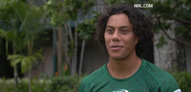Luai soaking up Maori experience