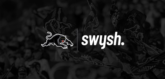 Panthers partners with Swysh