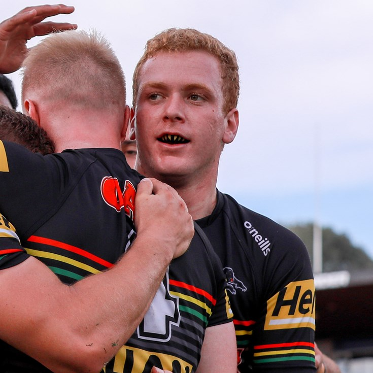 Makeshift Panthers score incredible victory over Newtown