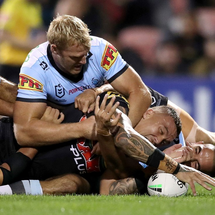 OAK Plus Gallery: Panthers v Sharks