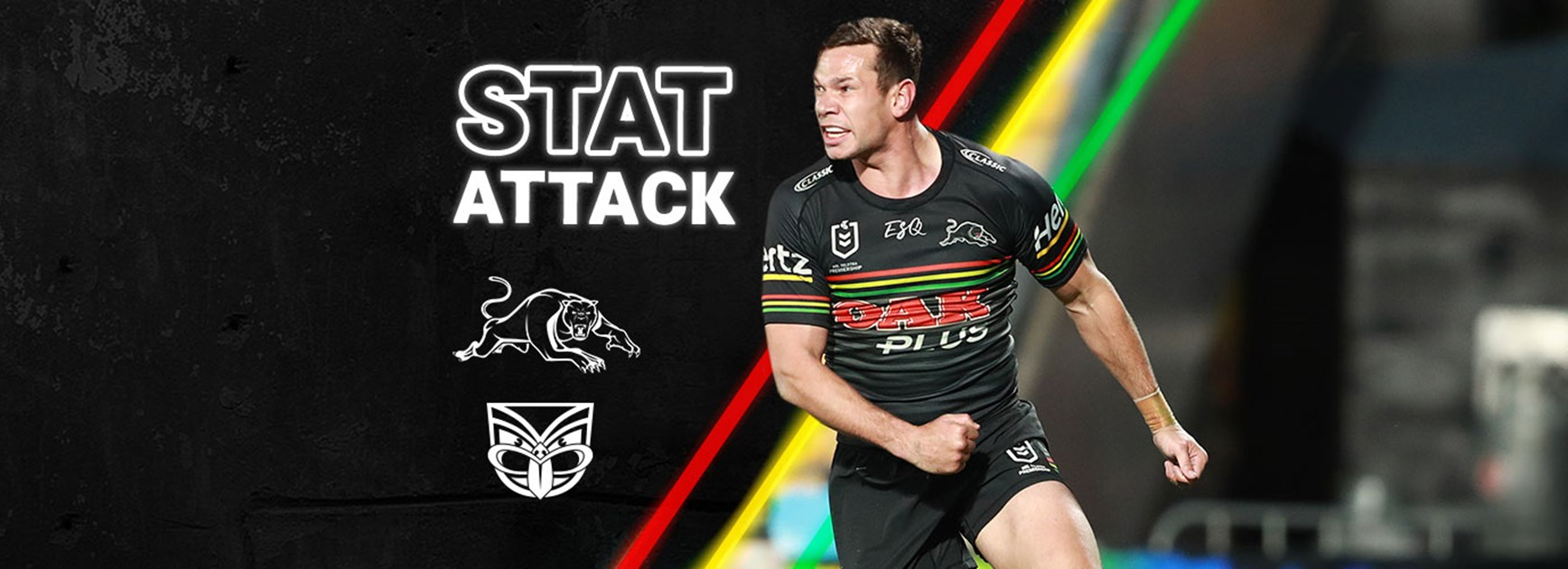 Stat Attack: Panthers v Warriors